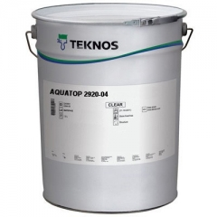 Лак Teknos Aquatop 2920-04 (Акватоп 2920-04)