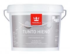 Покрытие 9,0 л TIKKURILA Tunto Hieno (Тунто мелкозернистое)