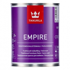 Краска для мебели 0,9л TIKKURILA Empire (Эмпире)