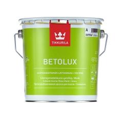 Краска для пола 2.7л TIKKURILA Betolux (БЕТОЛЮКС)