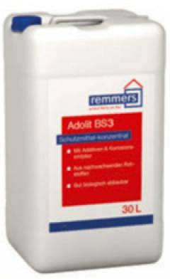 Концентрированная грунтовка для профилактической временной защиты сырой древесины Remmers ADOLIT BS3