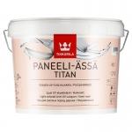Лак для светлых пород дерева 3,0л TIKKURILA Paneeli Assa Titan (Панели ясся Титан)
