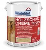 Защитная грунтовка премиум-класса на основе растворителя для хвойной древесины Remmers HOLZSCHUTZ-CREME FARBOS