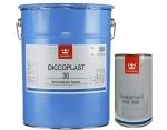 Двухкомпонентная краска кислотного отверждения TIKKURILA Diccoplast 30 (Диккопласт 30)