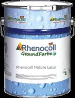 Rhenocoll Nature Lasur - проникающая лессирующая лазурь на водной основе для дерева