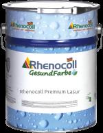 Rhenocoll Premium Lasur - лессирующая лазурь на водной основе для дерева c высоким сухим остатком
