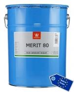 Двухкомпонентный лак кислотного отверждения TIKKURILA Merit 80 (Мерит 80)