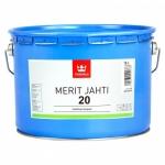 Однокомпонентный уретано-алкидный лак TIKKURILA Merit Jahti 20 (Мерит Яхти 20)